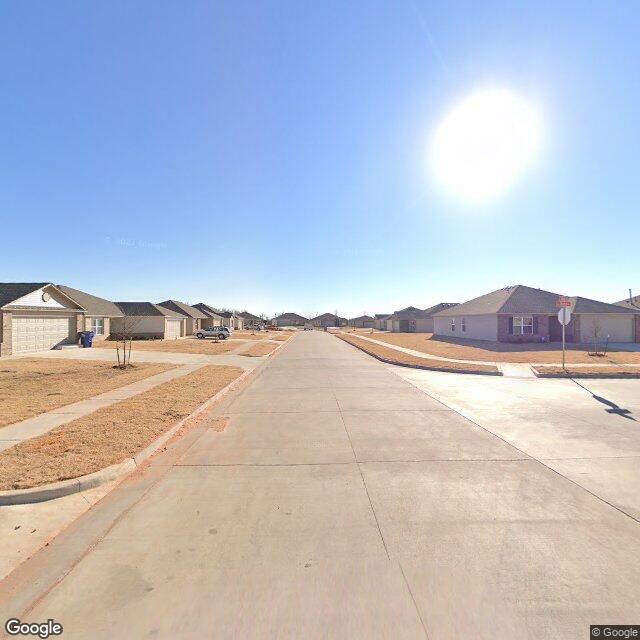 1324 S Rae Drive, Mustang, OK, 73064,